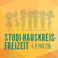 Studi-Hauskreis-Freizeit in der Eifel