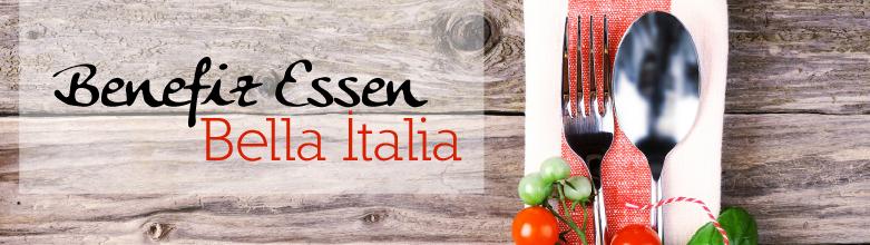 Benefiz Essen Bella Italia