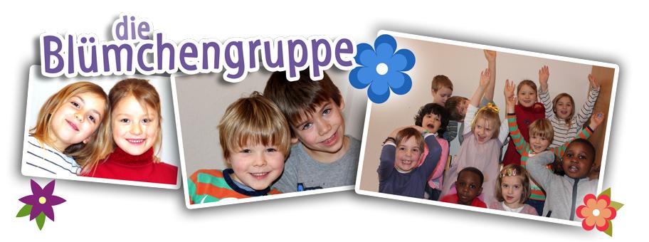 Kindergottesdienst - Blümchengruppe