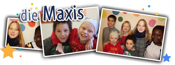 Kindergottesdienst - Maxi-Gruppe