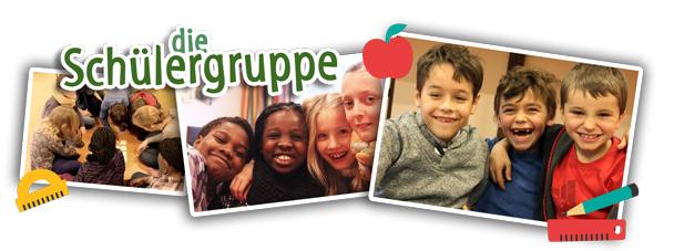 Kindergottesdienst - Schülergruppe