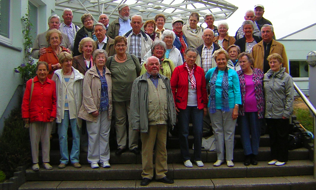 Seniorenkreis der EFG Aachen