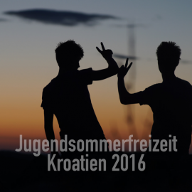 Jugend-Sommerfreizeit Mali Losijn (Kroatien)
