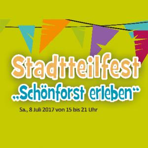 Stadtteilfest Schönforst